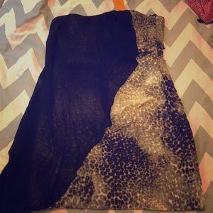 Cynthia Steffe strapless dress